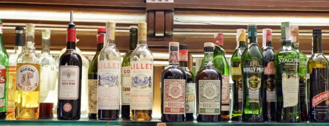 Vermouth e Vin Tonique