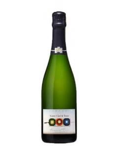 """Champagne Bedel Brut """"Entre Ciel et Terre"""""""