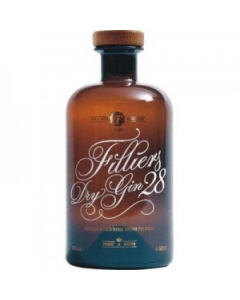 Filliers Dry Gin 28 50cl