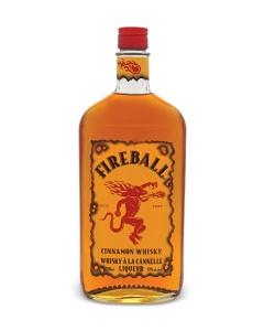 Fireball cinnamom whisky